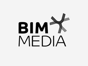 BIM Media logo